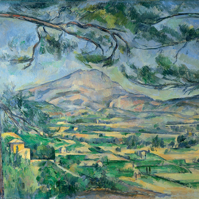 Sennelier y la paleta de Paul Cézanne