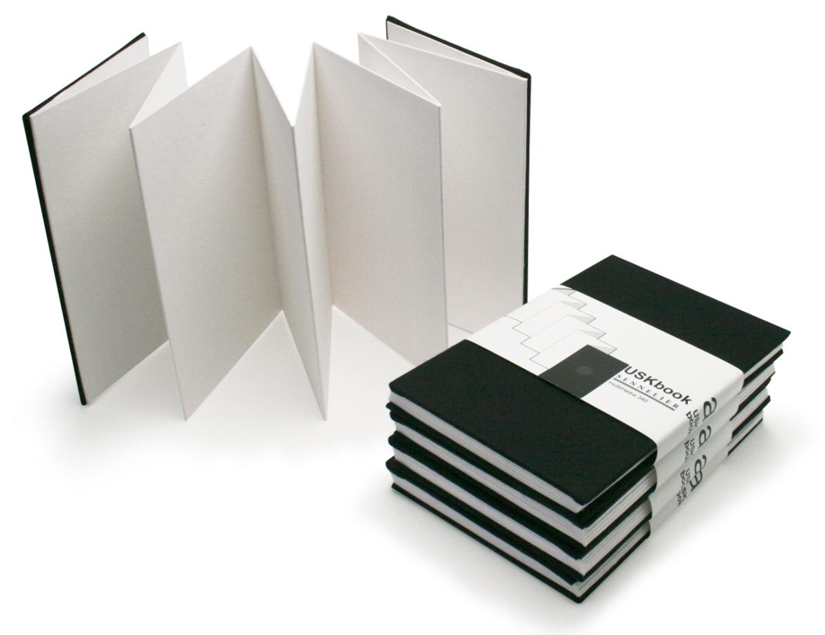 USkBook, el cuadernillo que se exhibe.